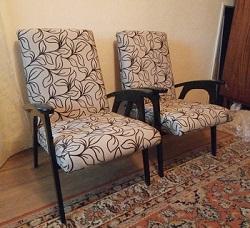Реставрация кресла с деревянными подлокотниками своими руками мастер класс 14